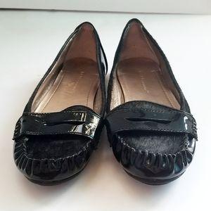 BCBGeneration Caliana Black Loafers